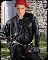 Gothic Clothing :  clothing shirts corsets fashion renaissance shirts gothic shirts gothic corsets