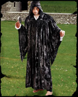 The Regency Robe (Black)