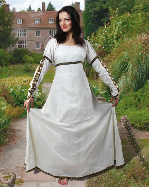 Online clothing stores Medieval clothing for women