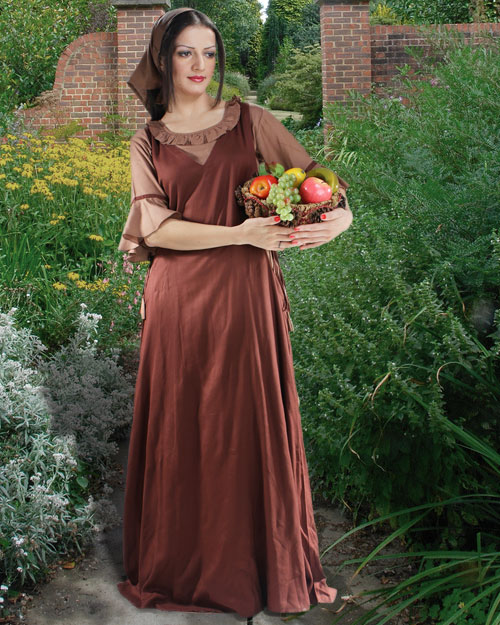 Women Medieval Clothing: Medieval Clothes, Medieval Costumes, Medieval Dresses