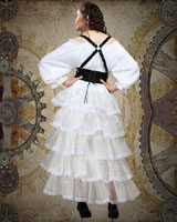 The Duggin Frilly Skirt