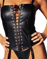 Fashionable Gothic Corsets Collocation :  pants gothic shirt boots dresses