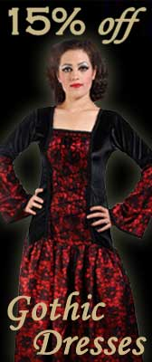 Gothic Shirt: Pirate Shirt, Gothic Corset