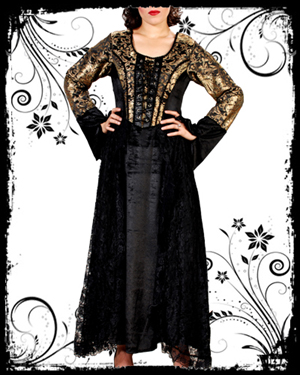 Golden Goddess Gothic Dress : Gothic Corset, Goth Clothing, Pirate Shirt :  blouse goth shirts gothic corset gothic shirt
