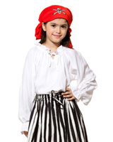 Girls Brunhild Blouse