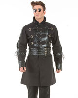 Van Helsing Steampunk Trench Coat