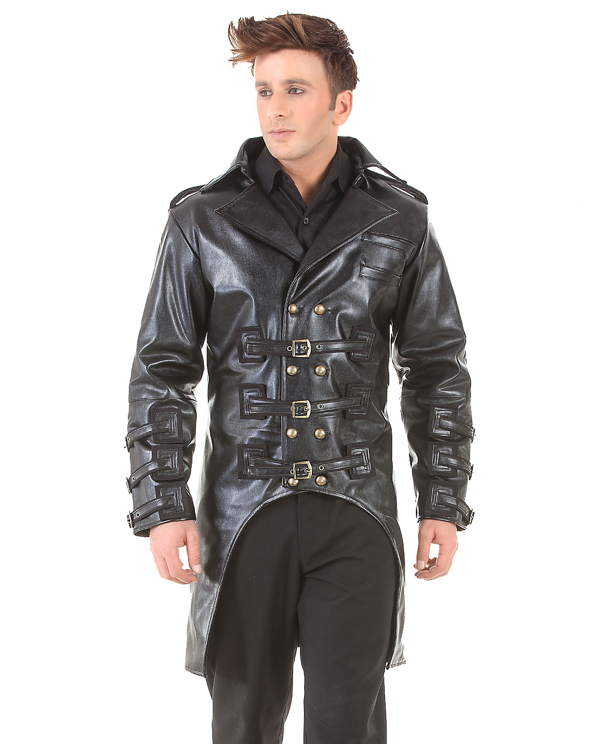 Post Apocalyptic Steampunk Trench Coat Thegothcode Co Uk